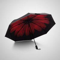 深圳茂源雨伞厂家定做雨伞挡风防雨banana手动小黑伞PG碰击布双层防晒晴雨伞遮阳伞小黑伞批发