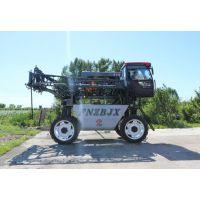 国产旱田作物玉米棉花喷药机