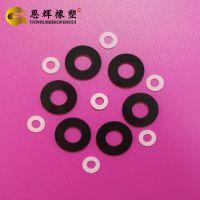 POM绝缘塑料垫圈 耐磨红钢纸绝缘垫片 黑色阻燃PC塑胶片生产厂家