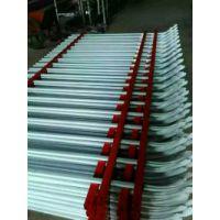 瑞才3米长组装插接方管小区锌钢护栏批发
