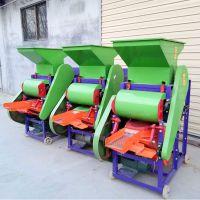 不伤种子的剥壳机 全新的粮食加工设备榨油花生剥壳机 机器加工