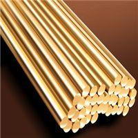 直销铅黄铜扁棒4.5 5.5 6.5mm 无毛刺加工六角黄铜棒H70 现货批发黄铜异型棒