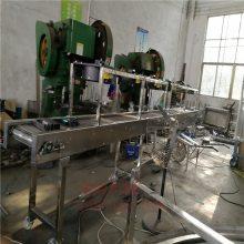 不锈钢食品网带输送机 水平运输传送机 自动化输送设备 耐磨耐高温 德隆非标定制