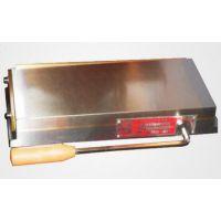 细目永磁吸盘 磨床线切割火花机磁盘100N 山东鲁磁正规大厂家供应强力磁台