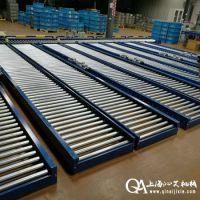 上海厂家直销双排滚筒输送机 滚轮重载输送机 批发辊道机
