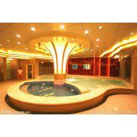 商用恒温游泳池造价浴池加热泵碧源室外泳池水循环设备