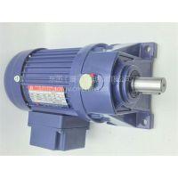 厦门东历电机PL32-0750-30S3卧式三相异步电动机4级减速电机YS750W-4P