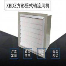 DFBZ(XBDZ)-3.6A低噪声方形轴流风机 功率0.12KW/220V 风量3370m3/h