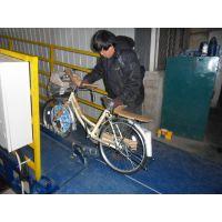 国家专利产品——天津正耀自行车输送线