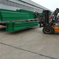 朋英 高速公路防眩网 绿色钢板网护栏 生产厂家