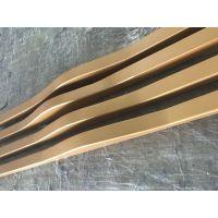 定制木纹铝方通铝方管型材造型吊顶外墙铝方管厂家直销价格便宜