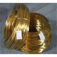 耐磨黄铜线,H80黄铜拉链线
