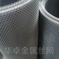 无镍导磁430不锈铁筛网 35目2米宽震动筛过滤网