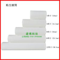 建博科技制造8英寸粘尘滚筒纸 质量好价格低