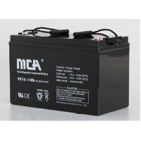 MCA蓄电池官网直销FC12-100参数型号12V100AH直流屏专用