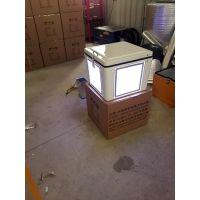 供应江智带LED的外送箱外卖箱保温箱配送箱储物箱电动车后尾箱后货箱
