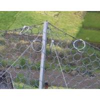 鄂尔多斯山坡sns主动被动落石钢丝防护网厂家