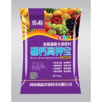 膨果钾宝——腐殖酸水溶肥料生根膨果型改良土壤