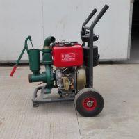 厂家热卖15KW单杠 汽动消防备用 柴油机水泵机组 体积小 扬程高
