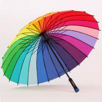 【烟台礼品公司】供应烟台旭日xr06广告晴雨伞,自动收放,碰击布料,纤维伞骨防晒