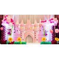 杭州宝宝宴会 周岁宴 满岁宴 婚庆策划 生日派对 气球装饰