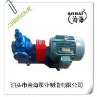 金海批发 YCB圆弧齿轮泵 输送泵 不阻塞 耐磨 高压泵
