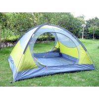 [优质供应]稳定、防风、防雨 RZ-300 双层帐 玻璃纤维杆 帐篷