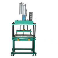 大面积烫印压花机烙木机皮革商标名片塑料LOGO 烫金机,非标可定制