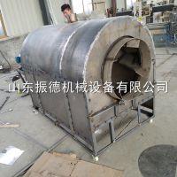 辽阳辣椒芝麻炒料机 多功能滚筒式炒货机 批发黄豆瓜子炒货机