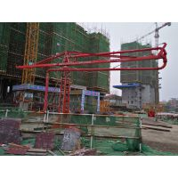 河南汝州鑫旺供应12米可移动浇筑布料机回转轻便灵活