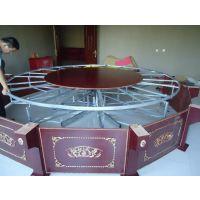 酒店电动餐桌厂家批发直销,中式包厢电动餐桌价格,厂家定制餐桌实木