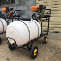 兰西县果园自走式喷药机 启航三轮风送高压打药机 大葱田喷雾器哪有卖