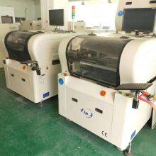 2013年科隆威 GKG 德森 高端全自动二手SMT锡膏印刷机FLW-K8L
