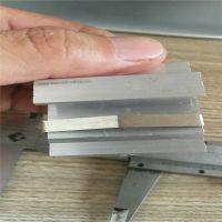 耀恒 铝合金挂件配套弹簧片 不锈钢弹簧卡子 幕墙配件