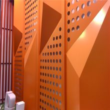 供应广州冲孔铝单板厂家