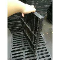 供应四川贵州重庆球墨铸铁水沟盖板尺寸规格 河北球墨井盖