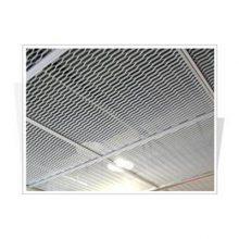 【厂家热销】酒店室内吊顶装饰钢板网 防盗钢板网 不锈钢冲孔网