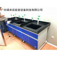 钢木洗涤台,实验室洗涤台,水池柜