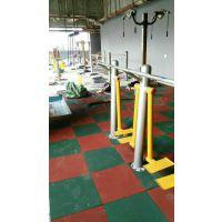 上海户外橡胶地垫安全地垫厚度定制跑道地板铺设怎么卖
