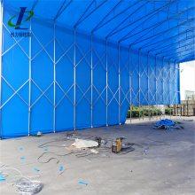 专业定做推拉伸缩雨棚,活动雨篷布,户外遮雨棚,电动伸缩雨棚布