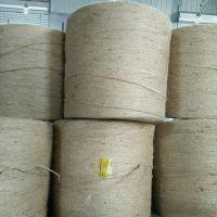 供应黄麻纱 黄麻线 麻纺系列纱线 绿色环保产品 用途广泛