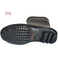 天津众鑫泰天安 天天平安 20kv绝缘靴 20kv高压带电作业电工雨鞋