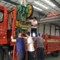 增茂供应 防护型刺网丝机械设备厂家直销