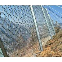 启泰高山喷浆挂网.环形被动防护网.麦型防护网库存