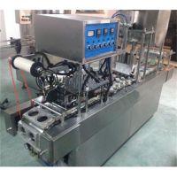 应城自动塑杯灌装封口机 BG32自动塑杯灌装封口机的具体参数