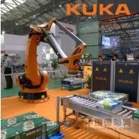 柳州市二手库卡搬运机器人库卡KR210-2