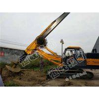 恒旺 旋挖钻机履带式桩工机械设备厂家直销价格大口径高效率