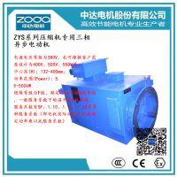 双螺杆压缩机专用三相异步电动机ZYS 280S-4-110kW SF=1.2厂家价格