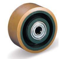 工业承重脚轮 工业辅助轮 AGV辅助轮 托盘车辊 意大利TellureRota脚轮