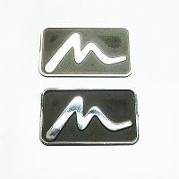 玖玖五金定做金属标牌标签铜铁铝锌合金不锈钢腐蚀印刷牌机器铭牌酒牌定制